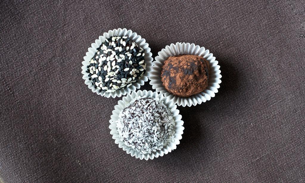Truffle au chocolat