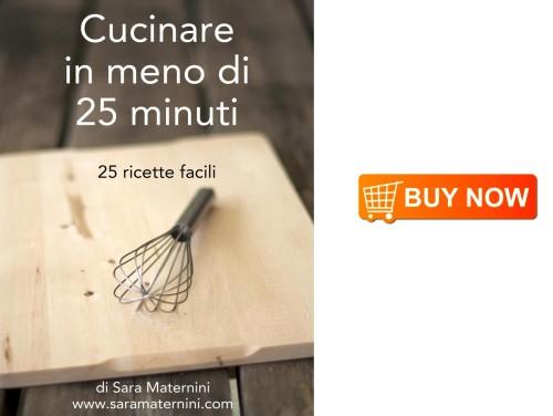 Cucinare in meno di 25 minuti - Compralo subito!