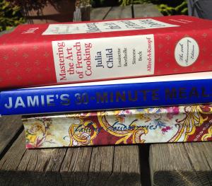 Tre libri di cucina indispensabili