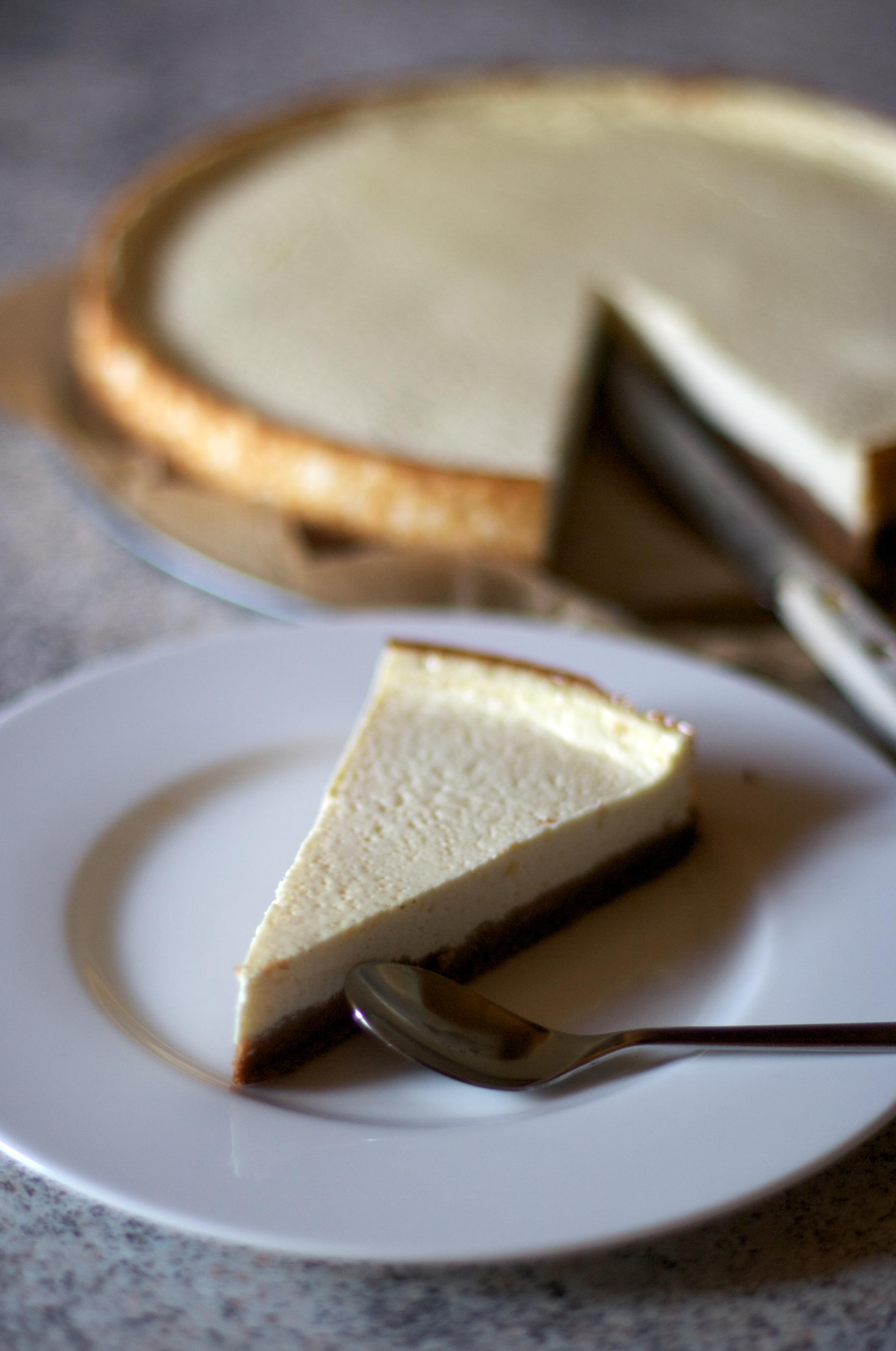 La cheesecake più facile del mondo